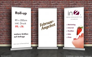 roll up galerie